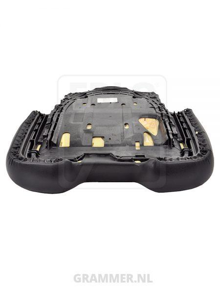 GR.405060 zitkussen Grammer type 531 pvc zwart voor Primo achterkant - Grammer 1405242
